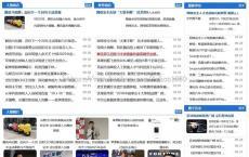 帝国CMS7.5仿《ITBear科技资讯》IT新闻资讯网站模板+带火车头采集